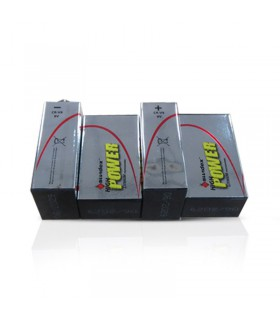 Pile type LR61 de 9 V 4106 3701124417657