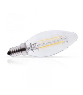 Ampoule LED Flamme E14 4W 2700 K 495 Lm 230 Vac 7127 3760173779703