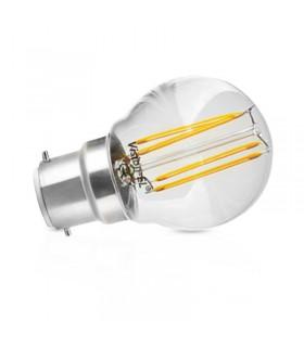 Ampoule LED bulbe B22 3W 2700 K 330 Lm 230 Vac 71354 3701124414724