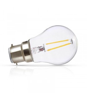 Ampoule LED bulbe B22 2W 2700 K 270 Lm 230 Vac 71360 3701124407757