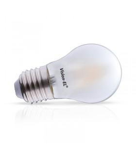 Ampoule LED bulbe E27 4W 2700 K 520 Lm 230 Vac 71363 3701124418494