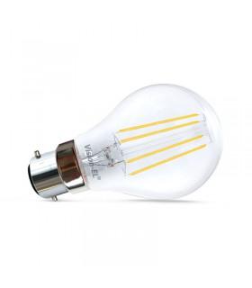 Ampoule LED bulbe B22 8W 4000 K 1150 Lm 230 Vac 71400 3701124407795