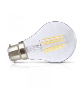 Ampoule LED bulbe B22 8W 2700 K 1150 Lm 230 Vac 7140 3701124400765