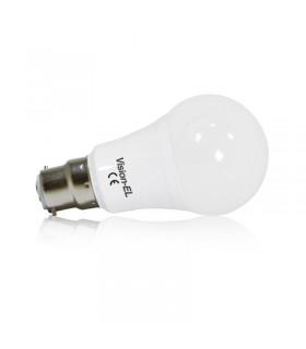 Ampoule LED bulbe B22 10W 3000 K 880 Lm 230 Vac 73935 3701124411099