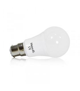 Ampoule LED bulbe B22 12W 3000 K 1100 Lm 230Vac 739382 3701124413826
