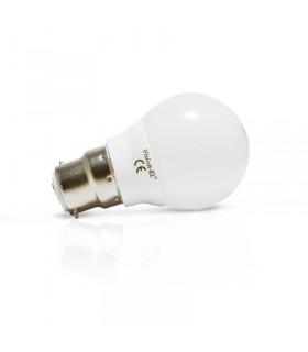 Ampoule LED bulbe B22 6W 4000 K 520 Lm 230 Vac 74863 3701124414564