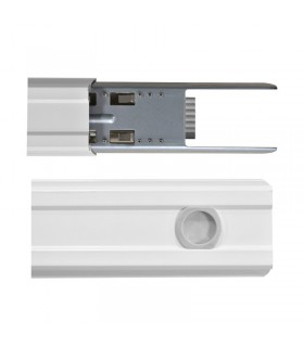 Support pour bande LED lineaire 70W 1500mm 749615 3701124423337