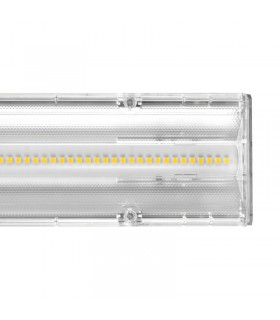 Support pour bande LED lineaire 35W 1500mm 749616 3701124415707