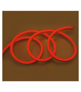 Bande neon 50m rouge IP65 8W m avec alimentation 749817 3701124405951