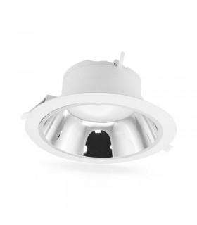 Luminaire de plafond 15W IP20 1330 Lm rond blc 765421 3701124413383