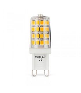 Ampoule LED G9 3W 3000 K 330 Lm 230 Vac 7921 3760173776115