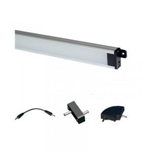 Kit d'extension et reglette LED 5W 4000 K L 305mm 7953 3760173777006