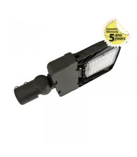 Tete de lampadaire 50W IP66 4000 K 5500 Lm gris 90200 3701124419873