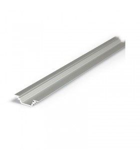 Profile led angle 45 1000mm anodise 9802 3760173780198
