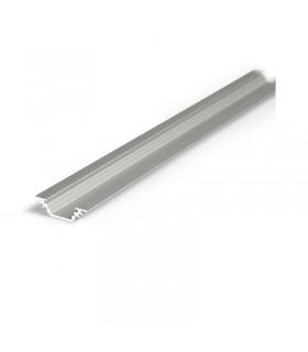 Profile led angle 45 2000mm anodise 9803 3701124403865