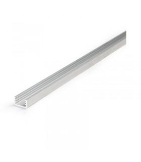 Profile led fin 1000mm alu brut 9804 3760173780211