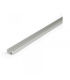 Profile led fin 2000mm anodise 9807 3760173780242