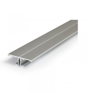 Profile led arriere 1000mm anodise 9816 3760173780310
