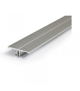 Profile led arriere 2000mm anodise 9817 3760173780327