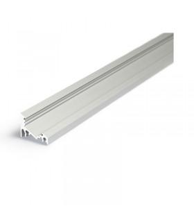 Profile led angle 30 60 1000mm anodise 9826 3760173780419