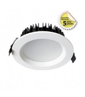 Luminaire de plafond 28W IP20 3360 Lm rond blc 765130 3701124423252