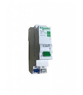 Schneider R9EFC610 - DISJ. XE 1P+N 10A C - CERTIF NF