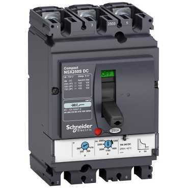 Disjoncteurs Compact NSX Schneider Electric